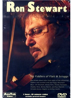 Ron Stewart - The Fiddlers of Flatt & Scruggs DVDs / Videos | Violin