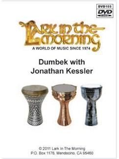 Doumbek With Jonathan Kessler DVDs / Videos | Percussion