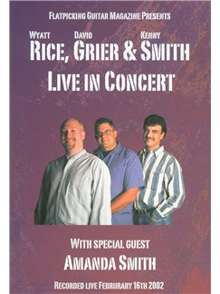 Rice, Grier & Smith Live in Concert DVDs / Videos | Guitar