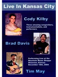 Kilby, Davis & May Live In Kansas City DVDs / Videos | Guitar