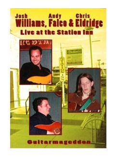Williams, Falco & Eldridge Live at the Station Inn DVDs / Videos | Guitar