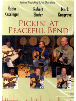 Pickin' At Peaceful Bend DVDs / Videos | Guitar