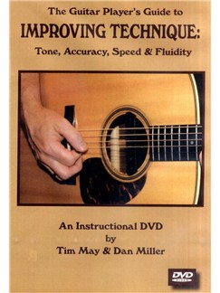 Guitar Player's Guide to Improving Technqiue: DVDs / Videos | Guitar