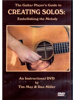Guitar Player's Guide To Creating Solos: DVDs / Videos | Guitar