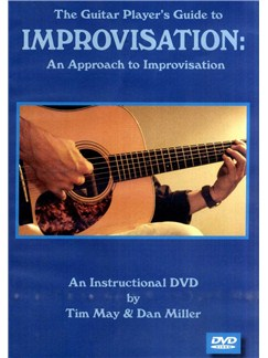 Guitar Player's Guide to Improvisation: DVDs / Videos | Guitar