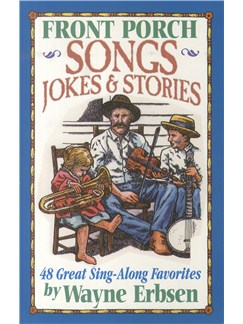Front Porch Old-time Songbook Books |