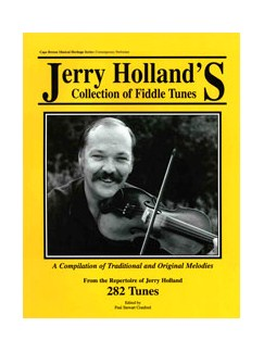 Jerry Holland: Fiddle Tunes Collection - Volume 1 Books   Violin