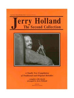 Jerry Holland: Fiddle Tunes Collection - Volume 2 Books | Violin