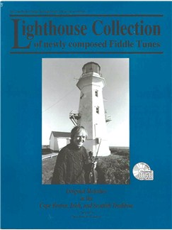 Lighthouse Collection Of Newly Composed Fiddle Tunes (Book/CD) Books | Violin