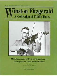 Winston Fitzgerald: A Collection Of Fiddle Tunes Books | Violin
