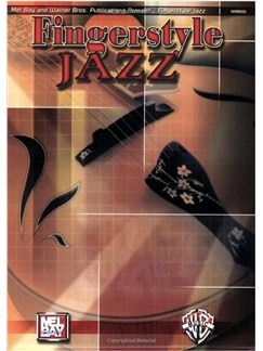 Fingerstyle Jazz Books | Guitar