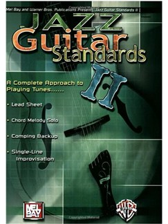 Jazz Guitar Standards II: Complete Approach to Playing Tunes Books | Guitar, Guitar Tab