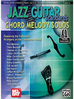 Jazz Guitar Standards: Chord Melody Solos (Book/Online Audio) Books and Digital Audio | Guitar