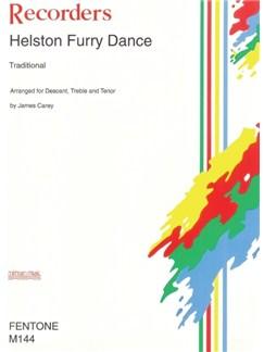 Helston Furry Dance (Recorder Ensemble) Books   Recorder Ensemble