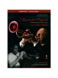 I Remember Clifford: The Clifford Brown/Neal Hefti 1955 Recordings Books and CDs | Trumpet, B Flat Instruments