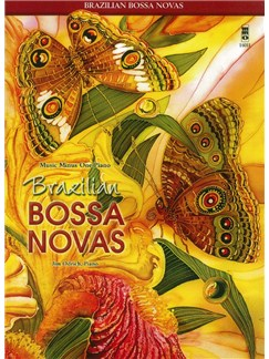 Music Minus One: Brazlian Bossa Novas For Piano (Book/CD) Books and CDs | Piano
