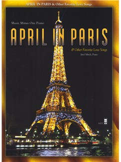 April in Paris: Songs For A Sunday Afternoon Books and CDs | Piano