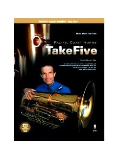 Pacific Coast Horns: Take Five Books and CDs | Tuba