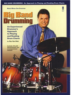 Ray Von Rotz: Big Band Drumming Books and CDs | Drums