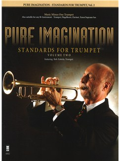 Standards For Trumpet Volume 2: Pure Imagination Books and CDs | Trumpet