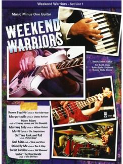 Weekend Warriors: Volume 1 - Guitar Books and CDs   Guitar
