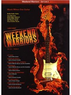 Weekend Warriors: Volume 2 - Guitar Books and CDs   Guitar