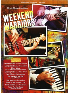 Weekend Warriors: Volume 1 - Bass Books and CDs | Bass Guitar