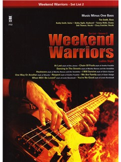Weekend Warriors: Volume 2 - Bass Guitar Books and CDs | Bass Guitar