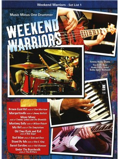 Weekend Warriors: Volume 1 - Drums Books and CDs | Drums