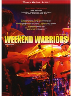Weekend Warriors: Volume 2 - Drums Books and CDs | Drums