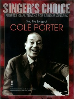 Singer's Choice: Sing The Songs Of Cole Porter (Book/CD) Books and CDs | Voice