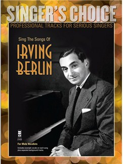 Singer's Choice: Sing The Songs Of Irving Berlin (Book/CD) Books and CDs | Voice