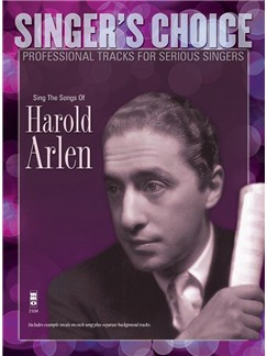 Singer's Choice: Sing The Songs Of Harold Arlen (Book/CD) Books and CDs | Voice