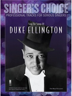 Singer's Choice: Sing The Songs Of Duke Ellington (Book/CD) Books and CDs | Voice