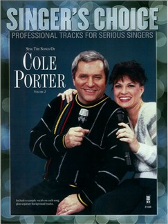 Singer's Choice: Sing The Songs Of Cole Porter - Volume 2 (Book/CD) Books and CDs | Voice