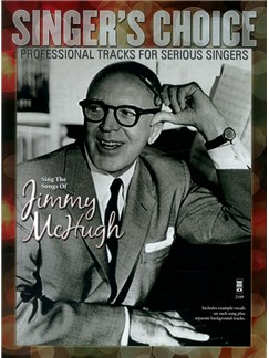 Singer's Choice: Sing The Songs Of Jimmy McHugh (Book/CD) Books and CDs | Voice