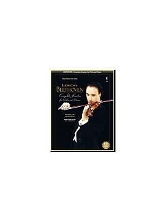 Ludwig Van Beethoven: Complete Violin Sonatas (Music Minus One) Books and CDs | Violin