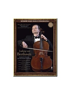 Ludwig Van Beethoven: Complete Sonatas For Violoncello And Piano Books and CDs | Cello