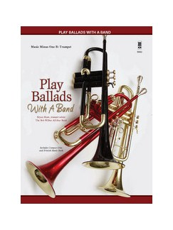 Play Ballads With A Band - Trumpet Books and CDs | Trumpet