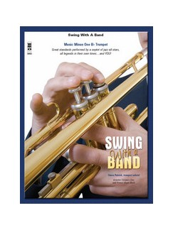 Swing With A Band - Trumpet Books and CDs | Trumpet
