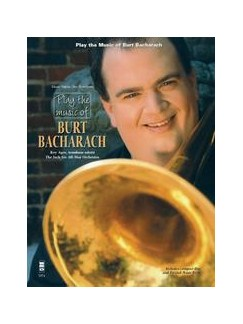 Play The Music Of Burt Bacharach - Trombone Bog og CD | Basun