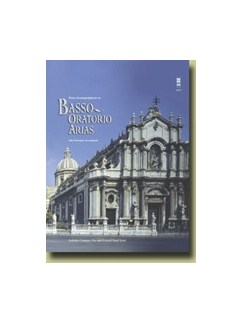 Music Minus One - Oratorio Arias For Bass Books and CDs | Bass Voice