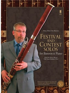 Festival And Contest Solos Books and CDs | Bassoon, Piano Accompaniment