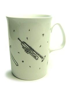 Coffee Mug: Brass  |