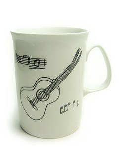 Coffee Mug: Guitar  |