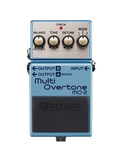 MO-2: Multi Overtone Guitar Pedal  | Electric Guitar