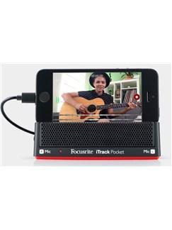 Focusrite iTrack Pocket Recorder  |