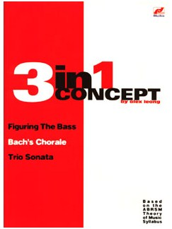3 In 1 Concept Books | All Instruments