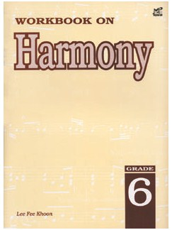 Workbook On Harmony - Grade Six Books | All Instruments