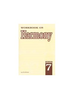 Workbook On Harmony - Grade Seven Books | All Instruments